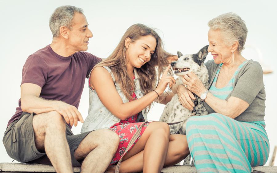 Family pet trust