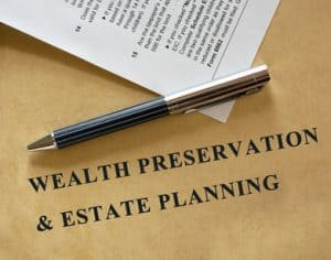 Difference between estate planning and asset protection planning