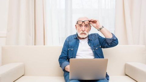Man Shocked at Online Estate Planning Terms and Conditions