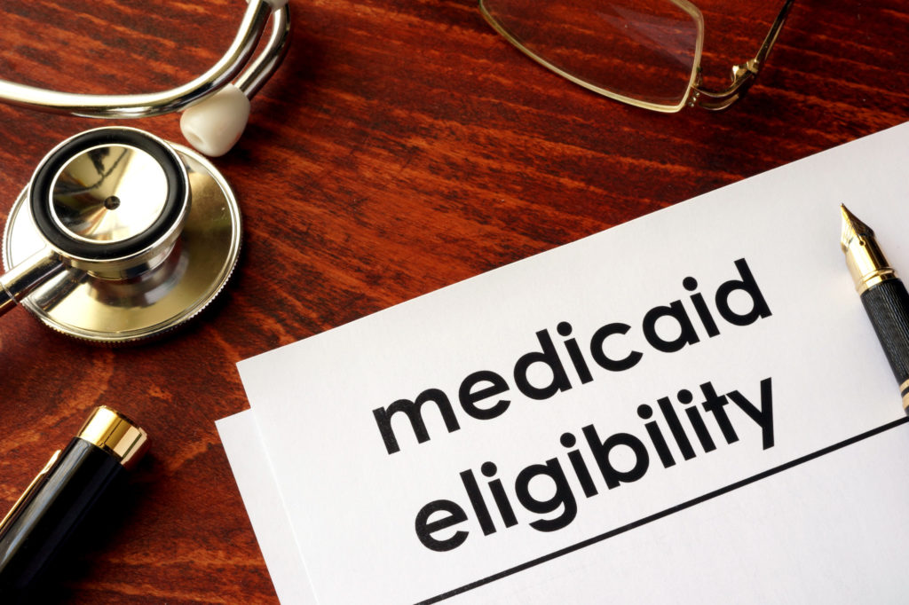 what qualifies you for medicaid in georgia